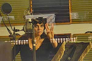 Wendy Rule at Toyland Recording Studio