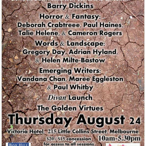 Media Release: Dirty Words – a writers' flash-festival