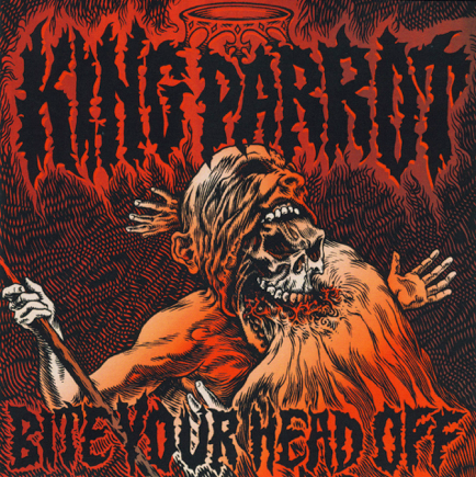 Branded Blog Content: Toyland Recording Studio album news – King Parrot 'Bite Your Head Off'
