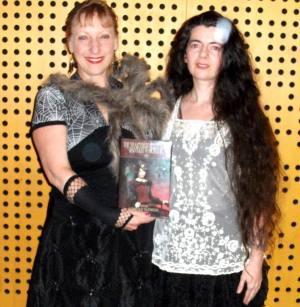 Social Media: Meet Sabina! Our Halloween Costume Competition Winner!