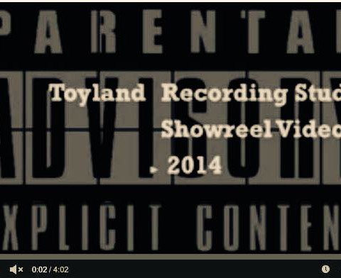 Branded Blog Content: Toyland Recording Studio – 2014 – That's A Wrap!