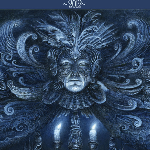 Editing: The Year's Best Australian Fantasy and Horror 2012